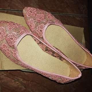 Home made transparant shoes