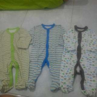 Sleepsuit Up To 0-3 Month Libby