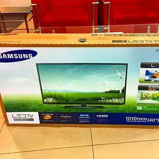 Samsung 40 inches Led HDTV for SALE