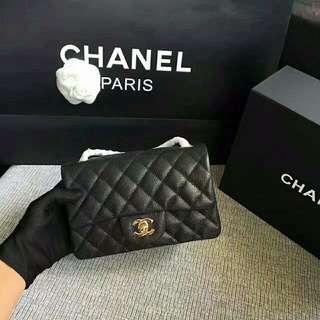 Chanel mini sling bag