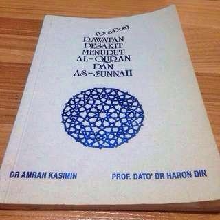 Buku Doa-Doa Rawatan Pesakit Menurut Al-Quran Dan As-Sunnah