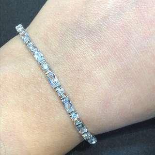 100%new Swarovski Crystal handlace