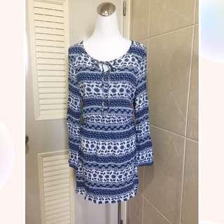 全新NET連身洋裝裙