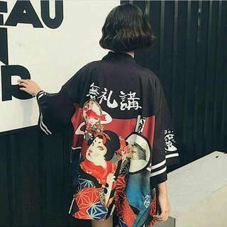 OnHand GEISHA JAPAN KIMONO
