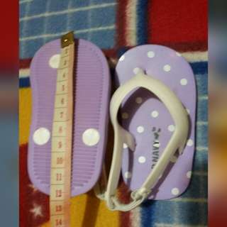 Old navy baby shoes (11cm)