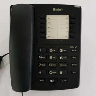 Uniden AS7301 - Corded speaker phone