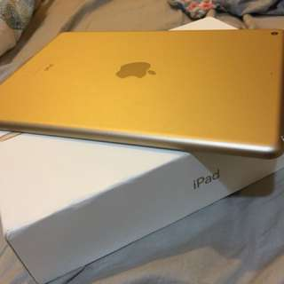 Apple iPad WiFi pro 10.5吋金色