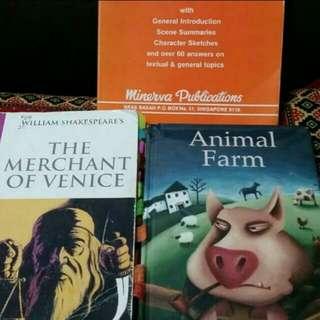 Sec Literature Books