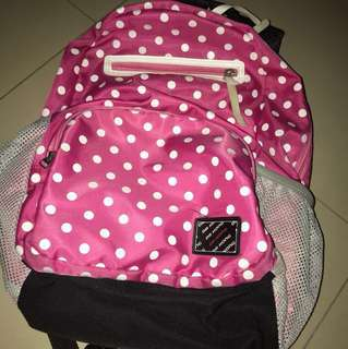 school bag! dr kong