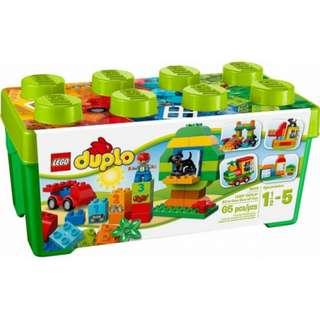全新現貨 LEGO DUPLO 10572