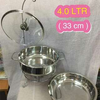 Chafing Fish Stainless Steel Ware Food Warmer