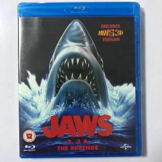 Jaws 2, 3 & 4 Blu-ray Collection