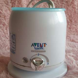 Preloved Avent Bottle Warmer