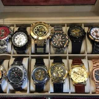 New Watches Top Quality Great Design Free Shipping