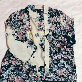 FREE POSTAGE (Kimono satin)
