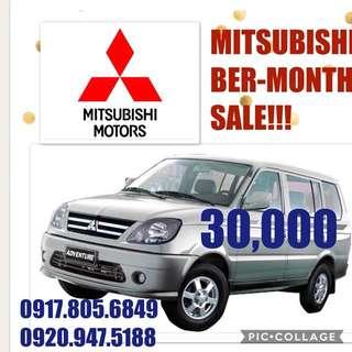 Mitsubishi ADVENTURE GLX