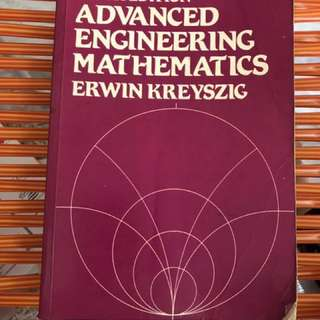 Advanced Engineering Mathematics Book-Erwin kreyszig