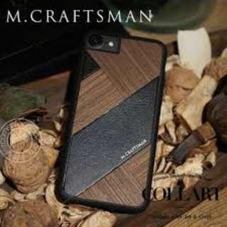 M.Craftsman case for iPhone 7 Plus, 6S Plus or 6 Plus
