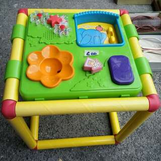 Almost new toys for toddler