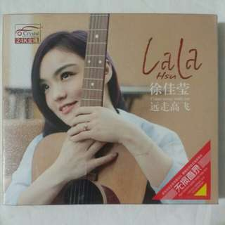 [Music Empire] 徐佳莹 - 《远走高飞》新歌 + 精选 || Lala Hsu Greatest Hits Collection Audiophile CD Album