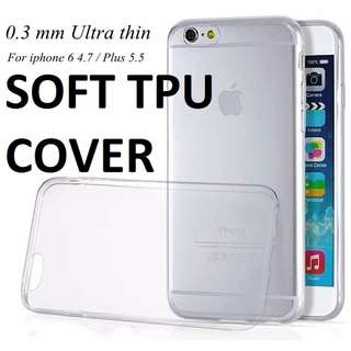 Soft TPU Jelly Cover for iPhone and Samsung