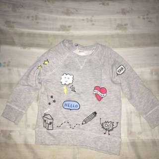 boys clothes 4pcs sweater