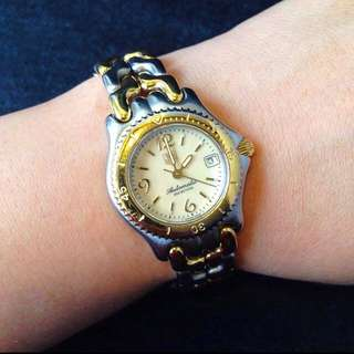 💋 Tag heuer - Authomatic Ladies watch.