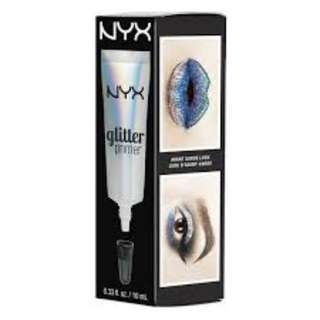 NYX Professional MakeUp Face & Body Glitter Primer BRAND NEW, NO SWAPS!!! (NO OFFERS)