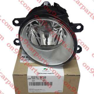 Myvi Icon Fog Lamp