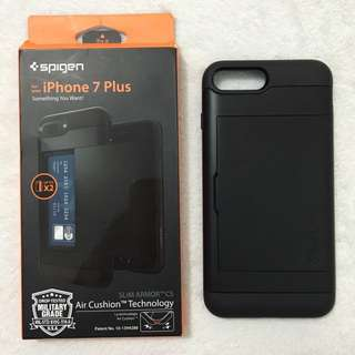 Pre-loved Authentic Spigen Iphone 7 Plus