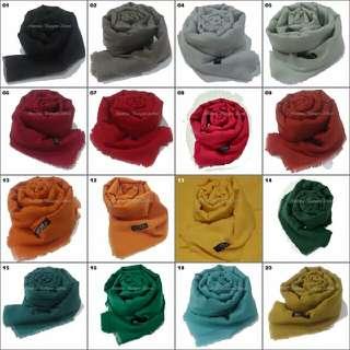Ansania Saudia  hijab Segi Empat