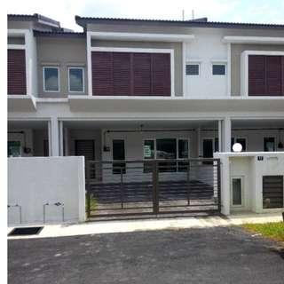double storey terrace - zinnia- jaromas