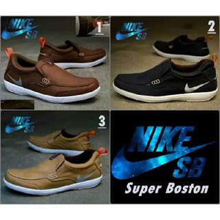 Sepatu Formal Pria Nike Boston