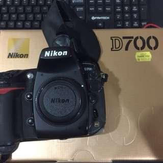 Nikon d700 Full Frame