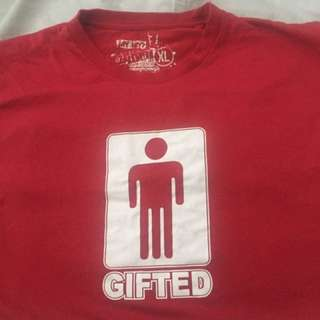 Size Xl Gifted Men's Top