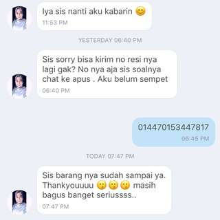 100% TRUSTED !! Thank you for shoping 😊