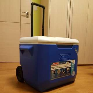 Coleman cooler box large