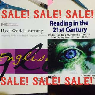 AAE40A Deal - Reading in 21st Century & Reel World Learning