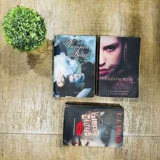 Vampire Book Bundle