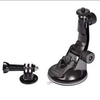 Car mount for Gopro SJCam SJ4000