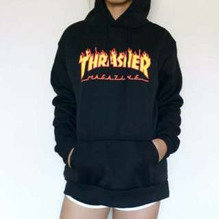 Inspired Trasher Hoodie