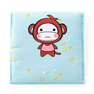 #好物免費送 衛生棉包 紙巾收納包