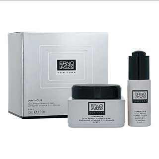 Erno  Laszlo  Luminous Dual Phase Vitamin C Peel (step 1-50ml/ step 2 20ml)