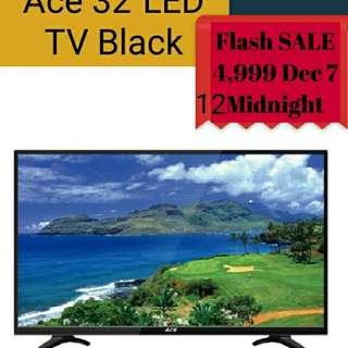 """Ace 32"""" Led tv"""