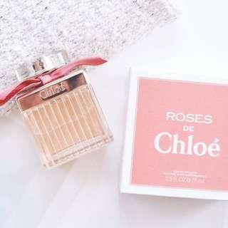 Chloé ROSES DE CHLOÉ 淡香水 (50ml & 75ml)