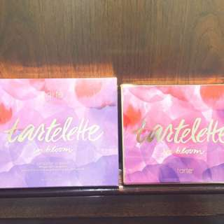 🚚 Tarte tartelette in bloom 12色眼影盤