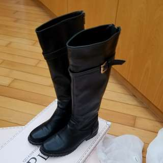 Boot Black size 35