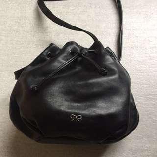 Anya Hindmarch Black Handbag 黑色手袋 全新Brand New🌟