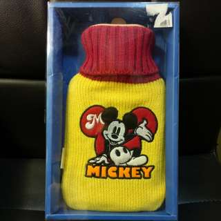 Mickey Mouse 暖水袋