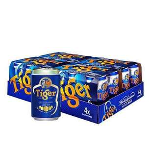 Tiger Beer wholesale price